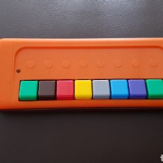 Instrumentos musicales: MELODICA PIANO FLAUTA DE 8 NOTAS AÑOS 80'S. Lote 102550075