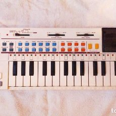 Instrumentos musicales: TECLADO VINTAGE CASIO PT-80 . Lote 103656795