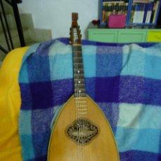 Instrumentos musicales: PRECIOSO GUITARRA LAÚD ALEMÁN.100 AÑOS.ENVÍO GRATIS. Lote 103667175