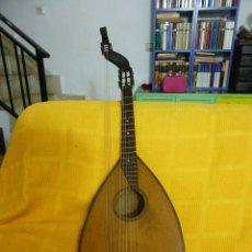 Instrumentos musicales: GUITARRA LAÚD BAJO ALEMÁN,100 AÑOS.ENVÍO GRATIS. Lote 103667771