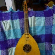 Instrumentos musicales: BONITA GUITARRA LAÚD ALEMANA.AÑOS 20.ENVÍO GRATIS. Lote 103668395