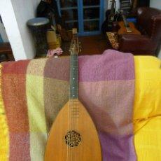 Instrumentos musicales: GUITARRA LAÚD ALEMÁN,ENVÍO GRATIS. Lote 103670419