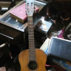 Instrumentos musicales: ANTIGUA GUITARRA ESPAÑOLA. Lote 109460592