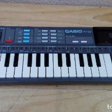 Instrumentos musicales: PIANO TECLADO CASIO CASIOTONE PT-87 PT 87 FUNCIONANDO. Lote 103891547