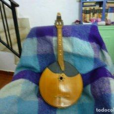 Instrumentos musicales: GUITARRA ANTIGUA DOMRA MOSCOVITA EN PERFECTO ESTADO.ENVÍO GRATIS. Lote 104064087