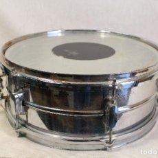 Instrumentos musicales: CAJA DE BATERIA - TAMBOR METALICO - MARCA TRIBAL. Lote 221216332