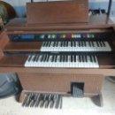 Instrumentos musicales: ANTIGUO ÓRGANO LOWREY FESTIVAL WITH MAGIC GENIE - FUNCIONANDO CON EXCELENTE SONIDO-ORIGINAL AÑOS 60. Lote 104399607
