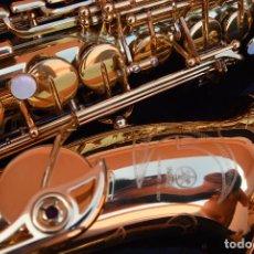 Instrumentos musicales: ALTO SAXOPHONE - YAMAHA YAS-275+ ESTUCHE ORIGINAL. Lote 104599735
