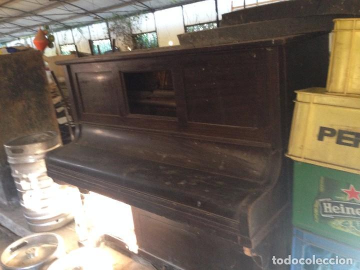 PIANOLA ANTIGUA (Música - Instrumentos Musicales - Pianos Antiguos)