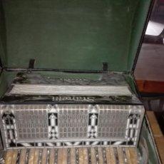 Instrumentos musicales: ACORDEON -STANELLI- DE FABRICACION ALEMANA. Lote 104772871