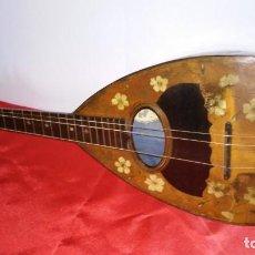 Instrumentos musicales: MANDOLINA NAPOLI. Lote 105091487