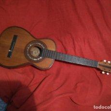 Instrumentos musicales: IMPORTANTE MAGNIFICA GUITARRA SIGLO XIX SENTCHORDI I HERMANOS PRECIO 3998 EUROS DE MUSEO FUNCIONAL. Lote 105122763
