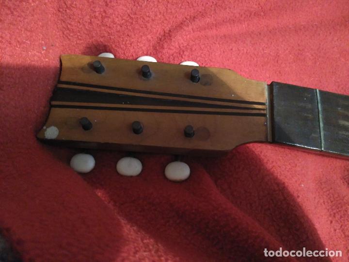 Instrumentos musicales: IMPORTANTE MAGNIFICA GUITARRA SIGLO XIX SENTCHORDI I HERMANOS PRECIO 3998 EUROS DE MUSEO FUNCIONAL - Foto 10 - 105122763