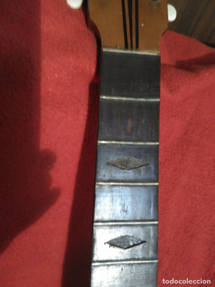 Instrumentos musicales: IMPORTANTE MAGNIFICA GUITARRA SIGLO XIX SENTCHORDI I HERMANOS PRECIO 3998 EUROS DE MUSEO FUNCIONAL - Foto 18 - 105122763