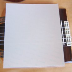 Instrumentos musicales: 2 X GOLPEADOR ADHESIVO TRANSPARENTE GUITARRA ESPAÑOLA CLASICA ACUSTICA. Lote 105357583
