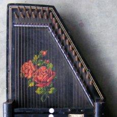 Instrumentos musicales: CITARA, ANTIGUA, ENVÍO CERTIFICADO INCLUIDO. Lote 105620991
