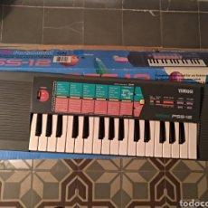 Instrumentos musicales: ORGANO PIANO YAMAHA PSS-12. Lote 105931248