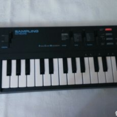 Instrumentos musicales: TECLADO CASIO SK-10 SAMPLING KEYBOARD (MADE IN JAPAN) FUNCIONANDO. Lote 106589962
