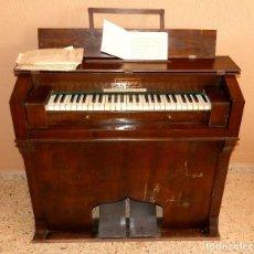 Instrumentos musicales: ANTIGUO ARMONIO ARMONIUM ÓRGANO AUDENIS, BARCELONA AÑOS 30.. Lote 106665755