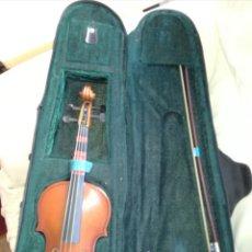 Instrumentos musicales: VIOLIN BERNARD.. Lote 107003426