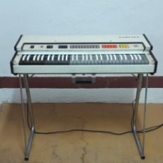 Instrumentos musicales: FARFISA C5/162 COMPACT FAST 5. Lote 107006883