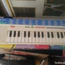 Instrumentos musicales: TECLADO CASIO SA-7 100 SONIDOS. Lote 190393126