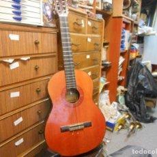 Instrumentos musicales: ANTIGUA GUITARRA ESPAÑOLA MADE SPAIN GUITARRAS CAMPS MODELO RONDA. Lote 114660806