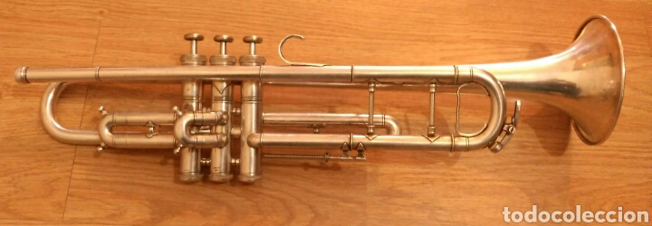 TROMPETA SIB DO PLATA (Música - Instrumentos Musicales - Viento Metal)