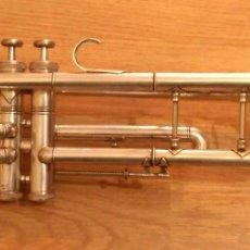 Instrumentos musicales: TROMPETA SIB DO PLATA. Lote 107483518