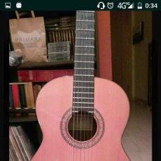 Instrumentos musicales: EXCELENTE GUITARRA CLASICA ALHAMBRA 4P. Lote 107543975