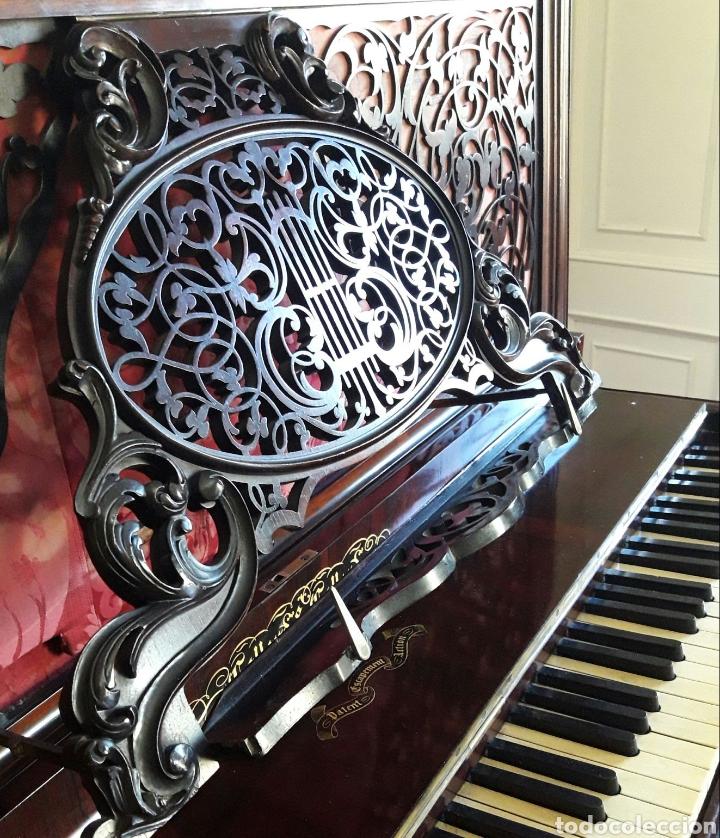 Instrumentos musicales: Piano Collard & Collard de mediados del siglo XIX - Foto 4 - 107631420