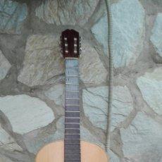 Instrumentos musicales: ALFONSO CHECA GUITARRA 1965 SE INCLUYE MALETÍN DE EPOCA. Lote 108304624