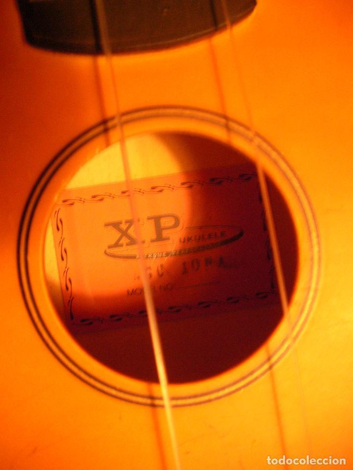 Instrumentos musicales: UKELELE CON FUNDA - Foto 3 - 108321259