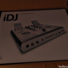 Instrumentos musicales: IDJ. IPOD MIXING CONSOLE. Lote 108410152