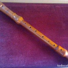 Instrumentos musicales: FLAUTA HOHNER KONZERT AÑOS 70. NUEVA. SIN USO. Lote 108717895