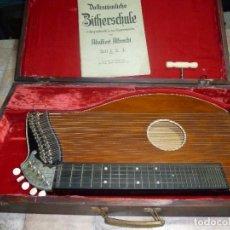 Instrumentos musicales: ANTIGUA CÍTARA EN PERFECTO ESTADO.ENVÍO GRATIS. Lote 108863855
