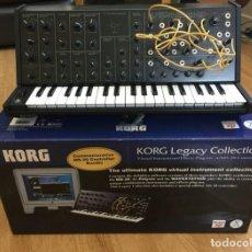 Instrumentos musicales: KORG MS20IC . Lote 108895355
