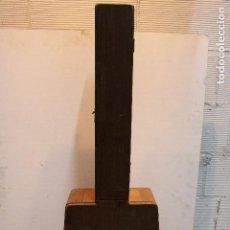 Instrumentos musicales: ESTUCHE DE GUITARRA ANTIGUO, REALIZADO EN MADERA.. Lote 108917523
