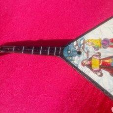 Instrumentos musicales: BALALAIKA, 39 CM X 27 CM. Lote 109070763