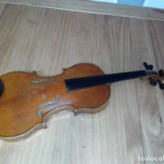 Instrumentos musicales: PRECIOSO VIOLÍN DE NICOLÁS .MATHIEU. Lote 109183363