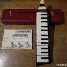 Instrumentos musicales: MELODICA HOHNER 27 PIANO DE VIENTO. Lote 109319715