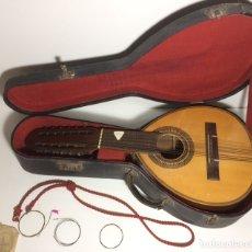 Instrumentos musicales: ANTIGUA BANDURRIA TELESFORO JULVE. Lote 109910731