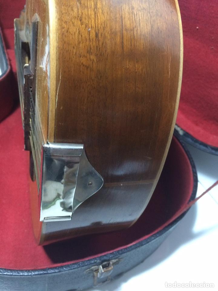 Instrumentos musicales: Antigua Bandurria Telesforo Julve - Foto 5 - 109910731