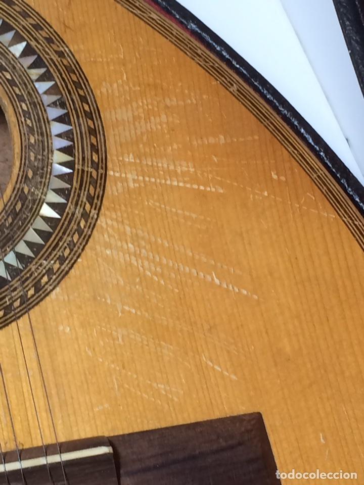 Instrumentos musicales: Antigua Bandurria Telesforo Julve - Foto 13 - 109910731