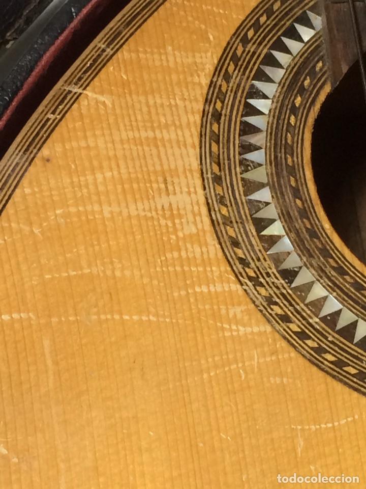 Instrumentos musicales: Antigua Bandurria Telesforo Julve - Foto 14 - 109910731
