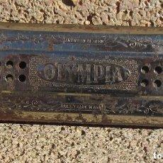 Instrumentos musicales: ARMONICA OLYMPIA. Lote 110211667