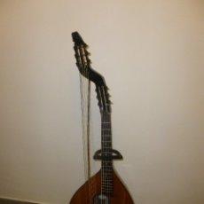 Instrumentos musicales: SCHOLANDERLAUTE SUECO DE 12 CUERDAS DEL SIGLO XIX.. Lote 107895751