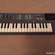 Instrumentos musicales: CASIO PT-87 + ROM PACK RO-551 WORLD SONGS (FUNCIONA) PIANO KREATEN. Lote 110252223