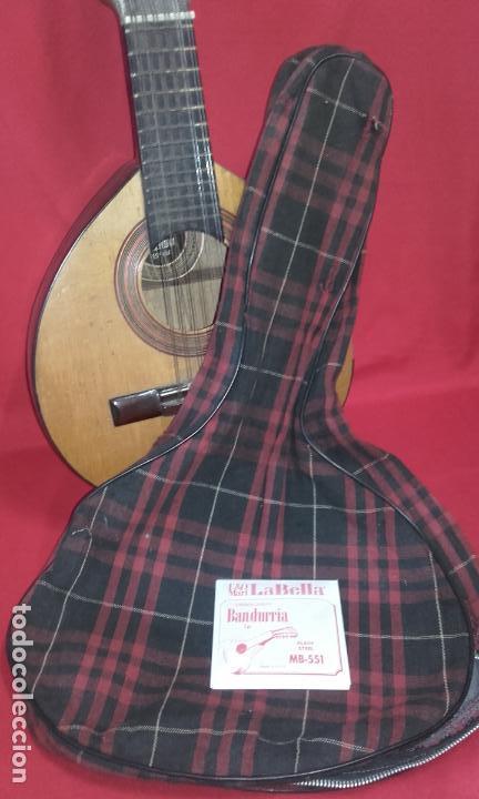 Instrumentos musicales: Antigua Bandurria (Juan Estruch) años 60/70 ADMITO OFERTAS - Foto 6 - 110611179