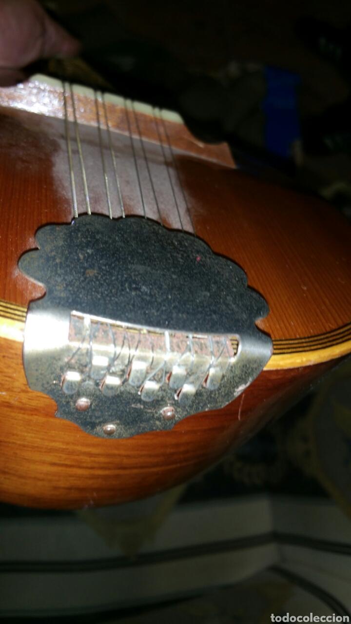Instrumentos musicales: Mandolina de gran calidad de maderas y marquetería - Foto 5 - 110648156